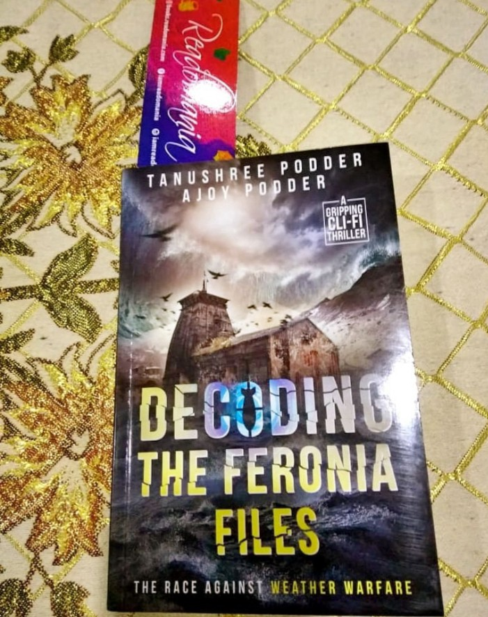 Book Review — Decoding the Feronia Files by Tanushree Poddar and Ajoy Podder