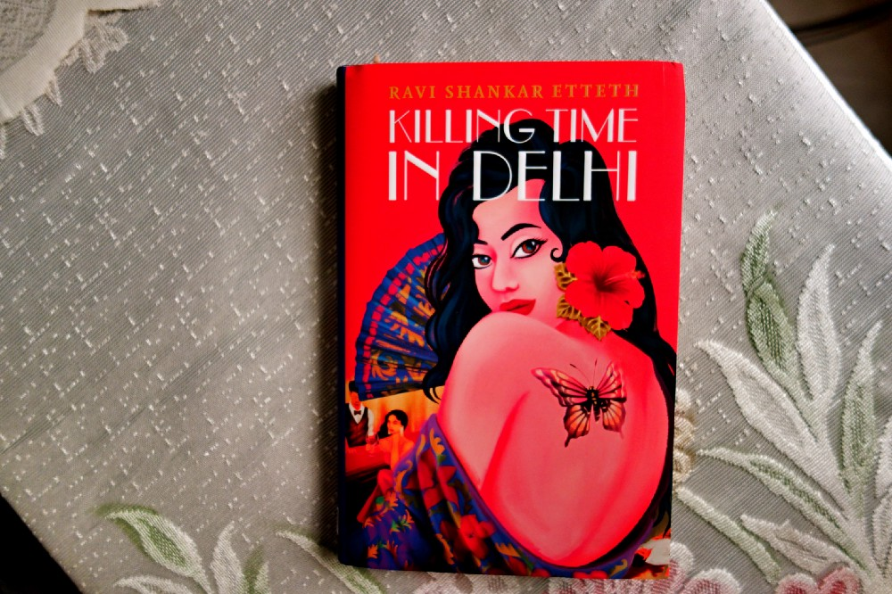Book Review — Killing Time in Delhi by Ravi Shankar Etteth