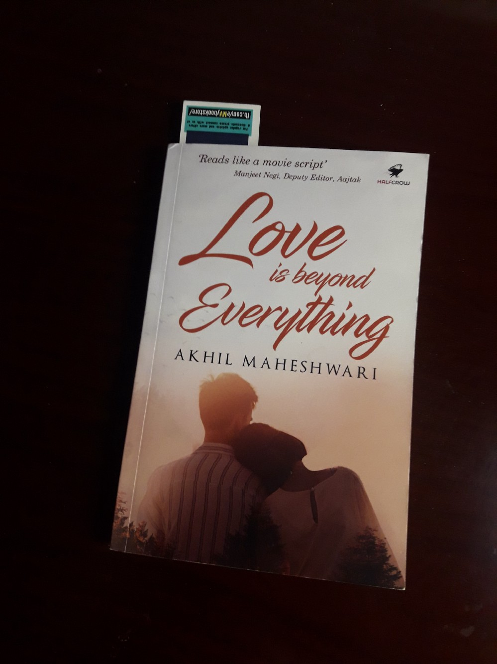 Book Review — Love is Beyond Everything