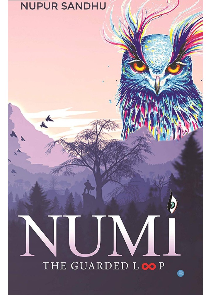 Book Review – Numi: The Guarded Loop by Nupur Sandhu