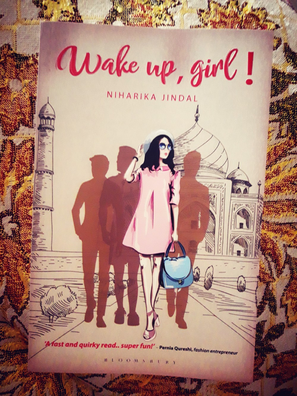 Book Review — Wake up, girl! by Niharika Jindal
