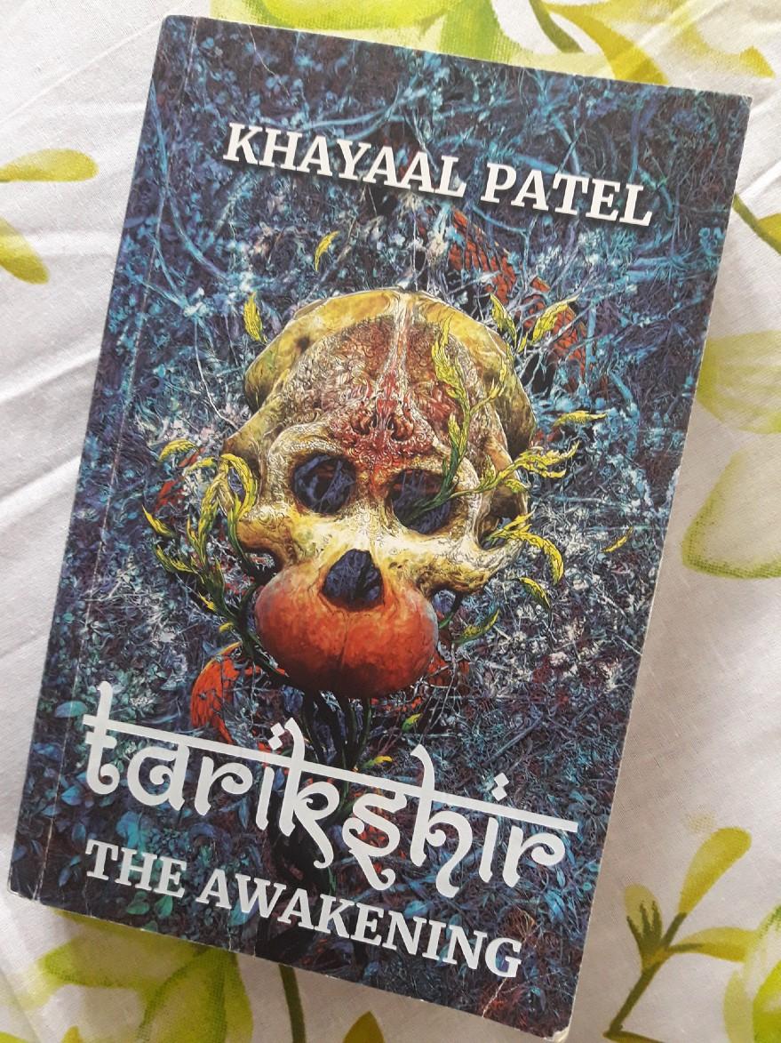 Book Review — Tarikshir: The Awakening by Khayaal Patel