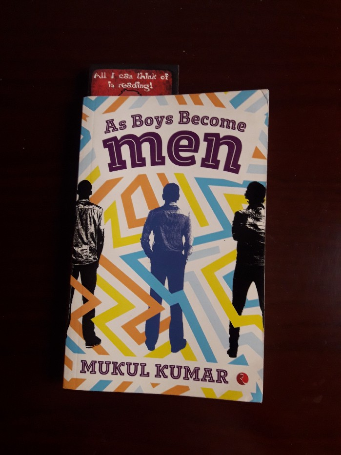 Book Review — As Boys Become Men