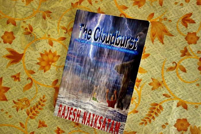 Book Review — The Cloudburst by Rajesh Naiksatam