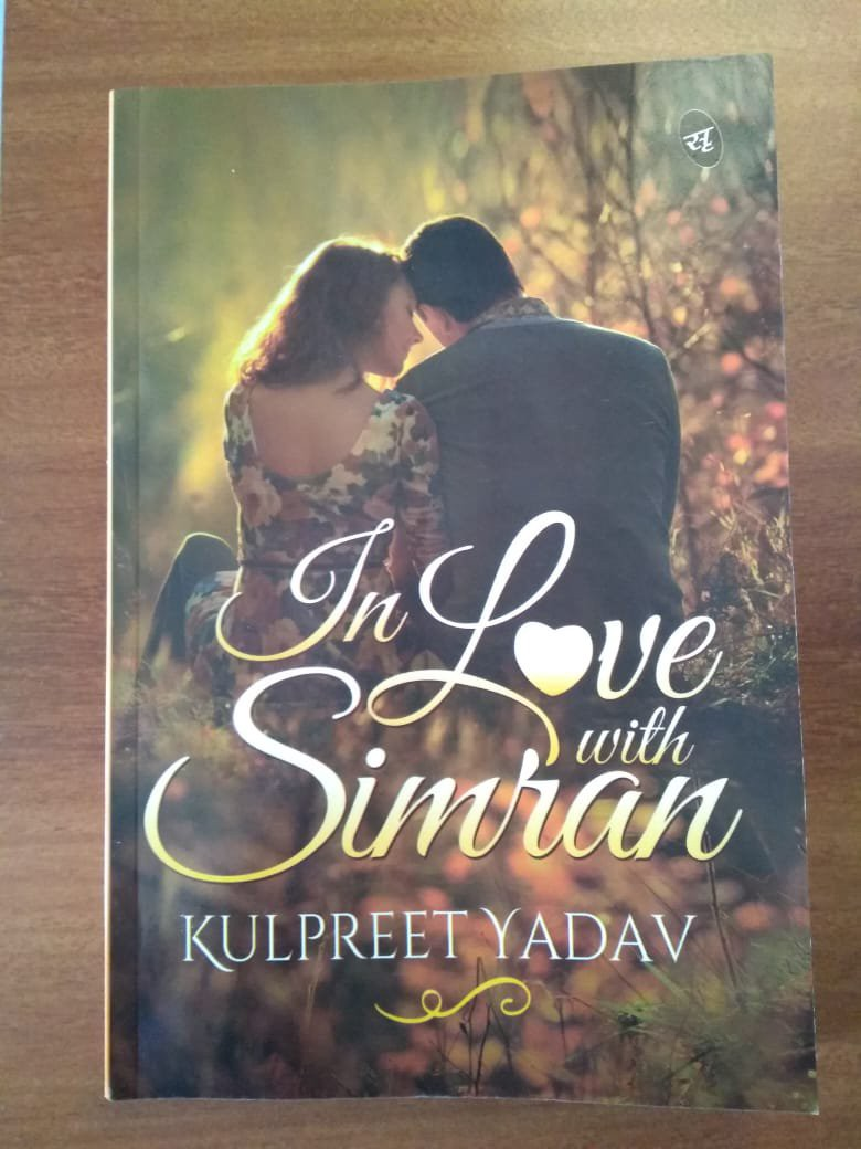 Book Review — In Love with Simran