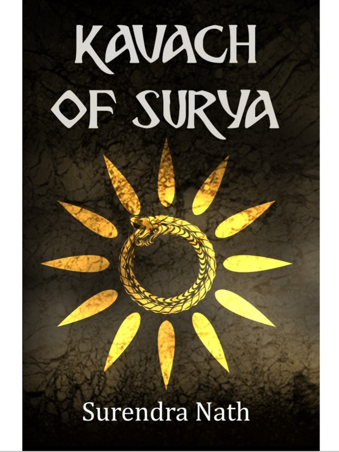 Book Review — Kavach of Surya (Karna — Vasu Book2) — by Surendra Nath