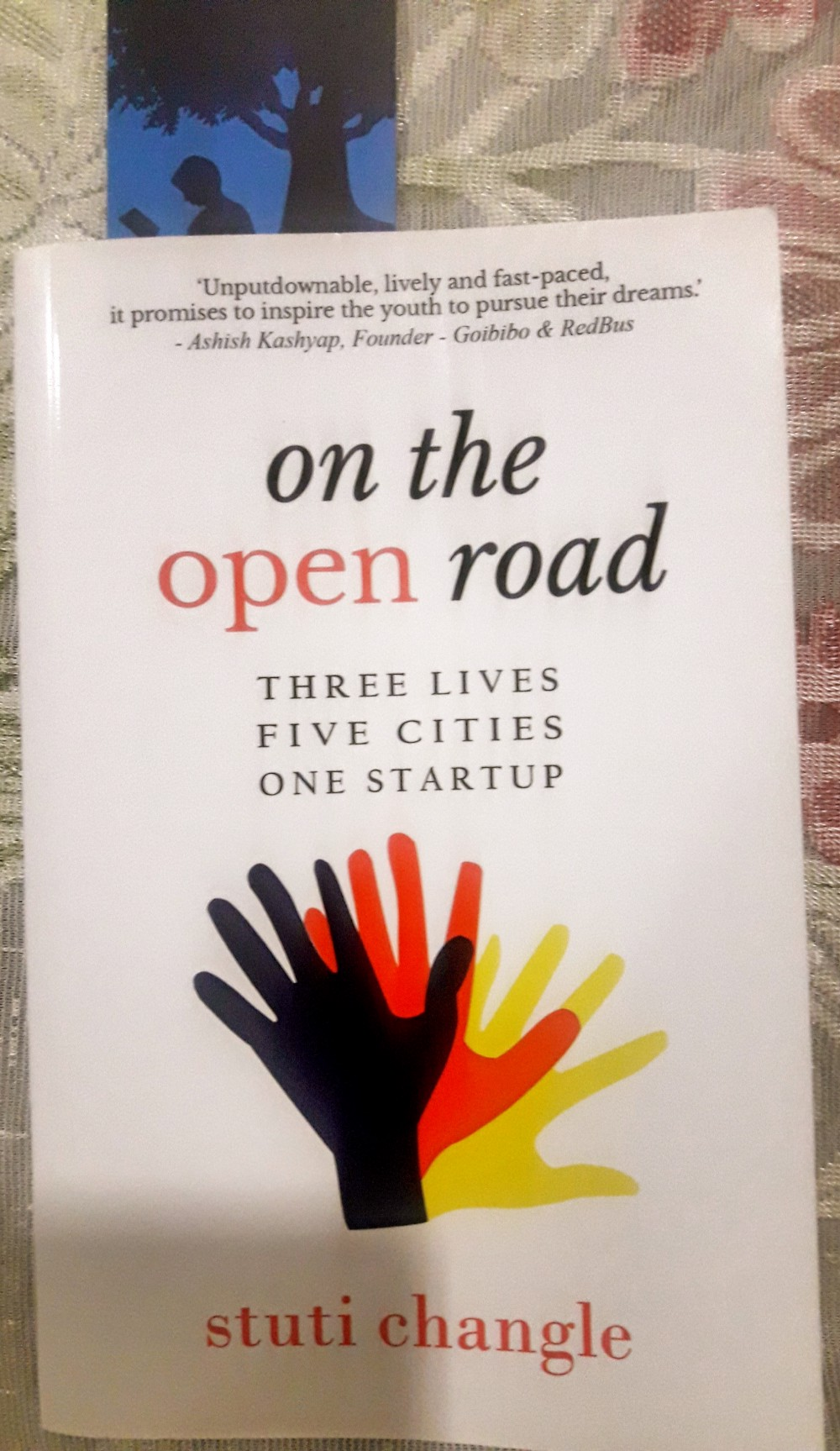 Book Review — On the open road by Stuti Changle