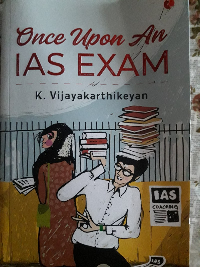 Book Review — Once Upon an IAS Exam