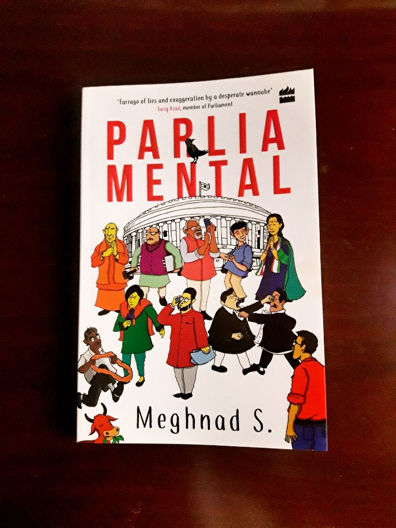Book review - Parliamental by Meghnad S.