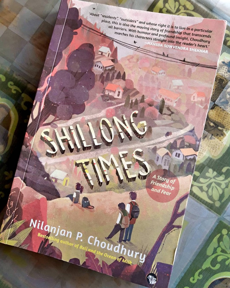 Book Review — Shillong Times
