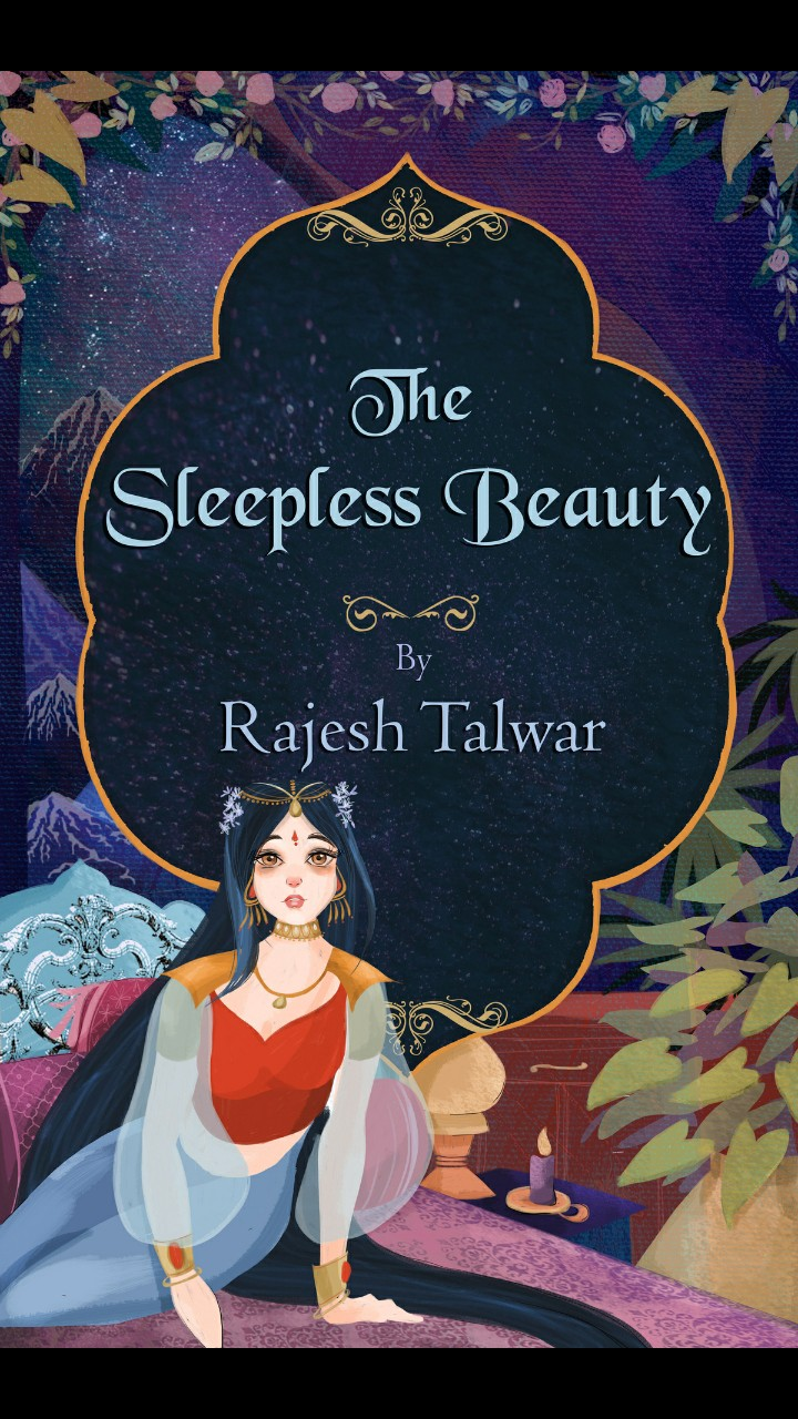 Book Review — The Sleepless Beauty by Rajesh Talwar