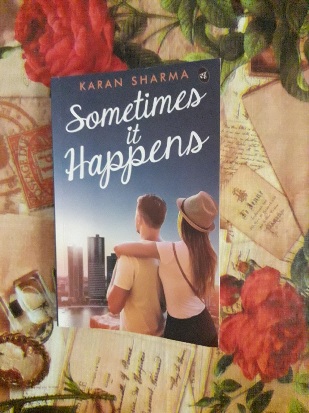 Book review - Sometimes it Happens by Karan Sharma