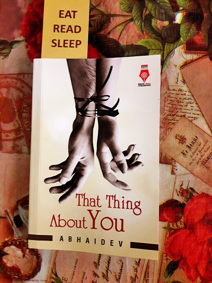 Book Review — That Thing About You by Abhaidev