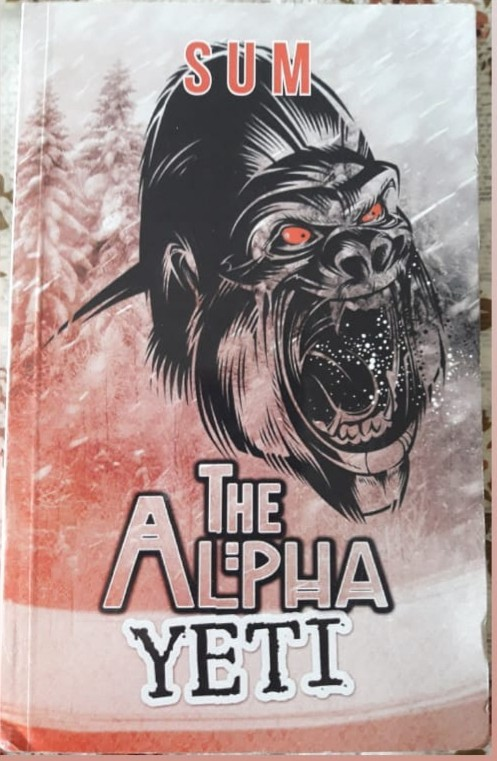 Book Review — The Alpha Yeti by SUM