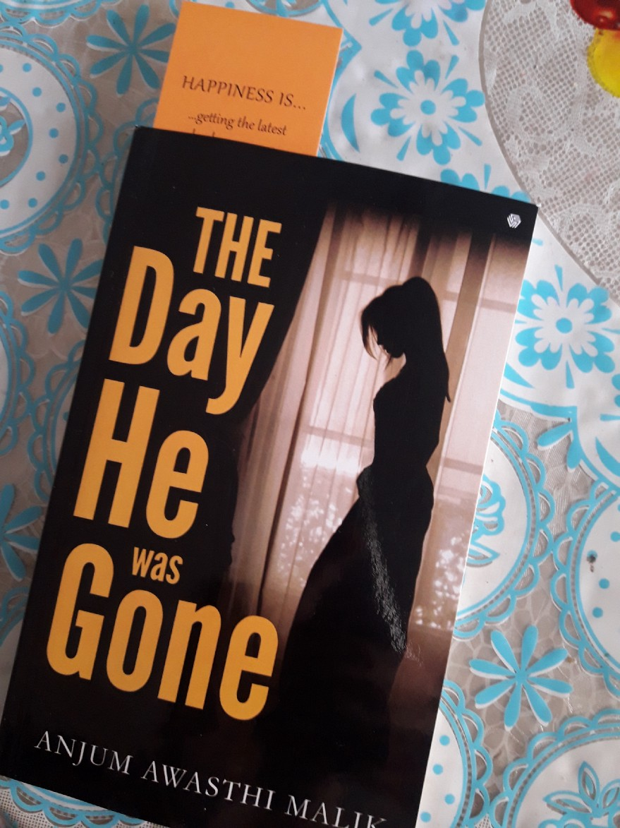 Book Review — The Day He Was Gone