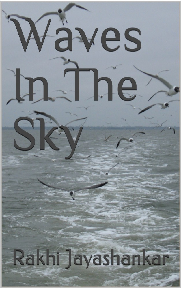 Book Review — Waves in the sky by Rakhi Jayashankar