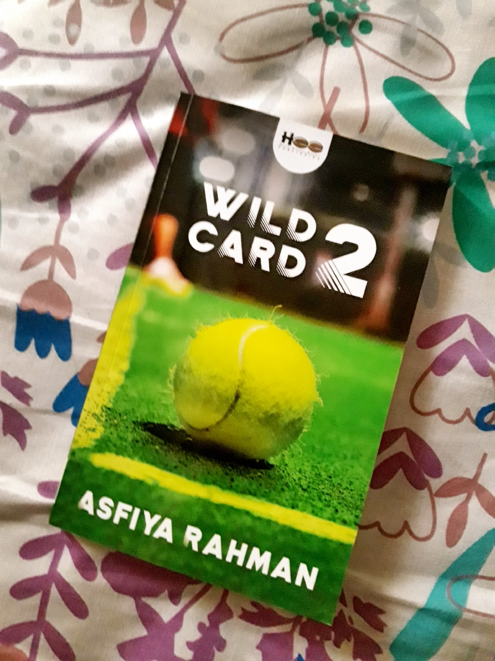 Book Review — Wild Card2