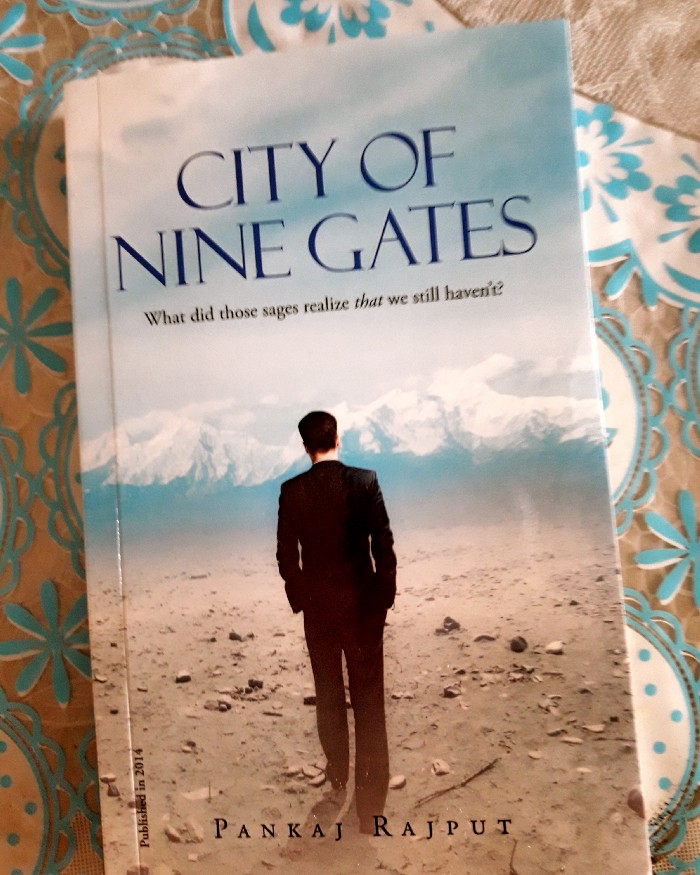 Book Review — City of Nine Gates by Pankaj Rajput