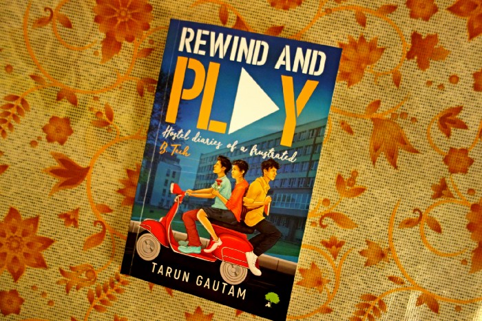 Book Review — Rewind and Play by Tarun Gautam