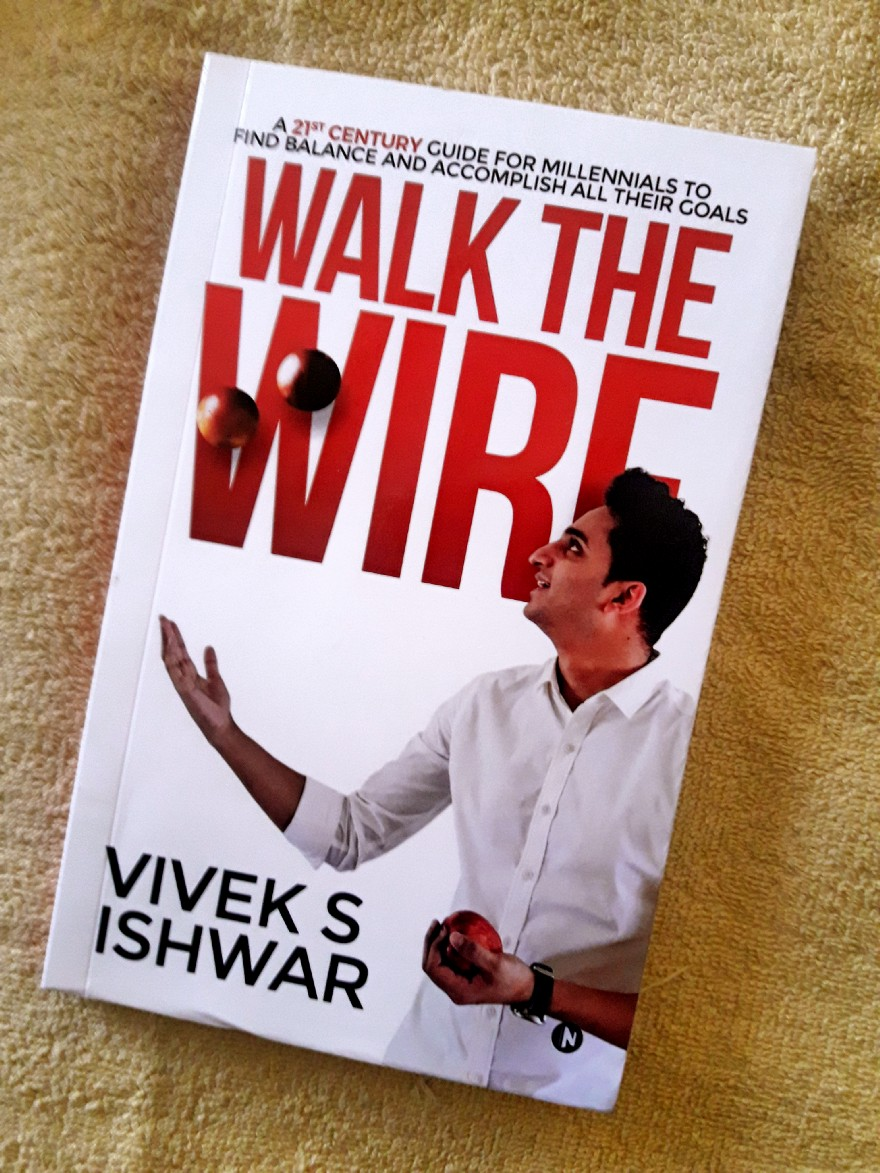 Book Review — Walk The Wire