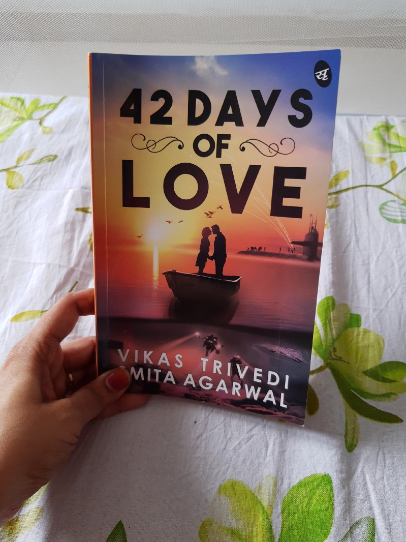 Book Review — 42 Days of Love by Vikas Trivedi & Smita Agarwal
