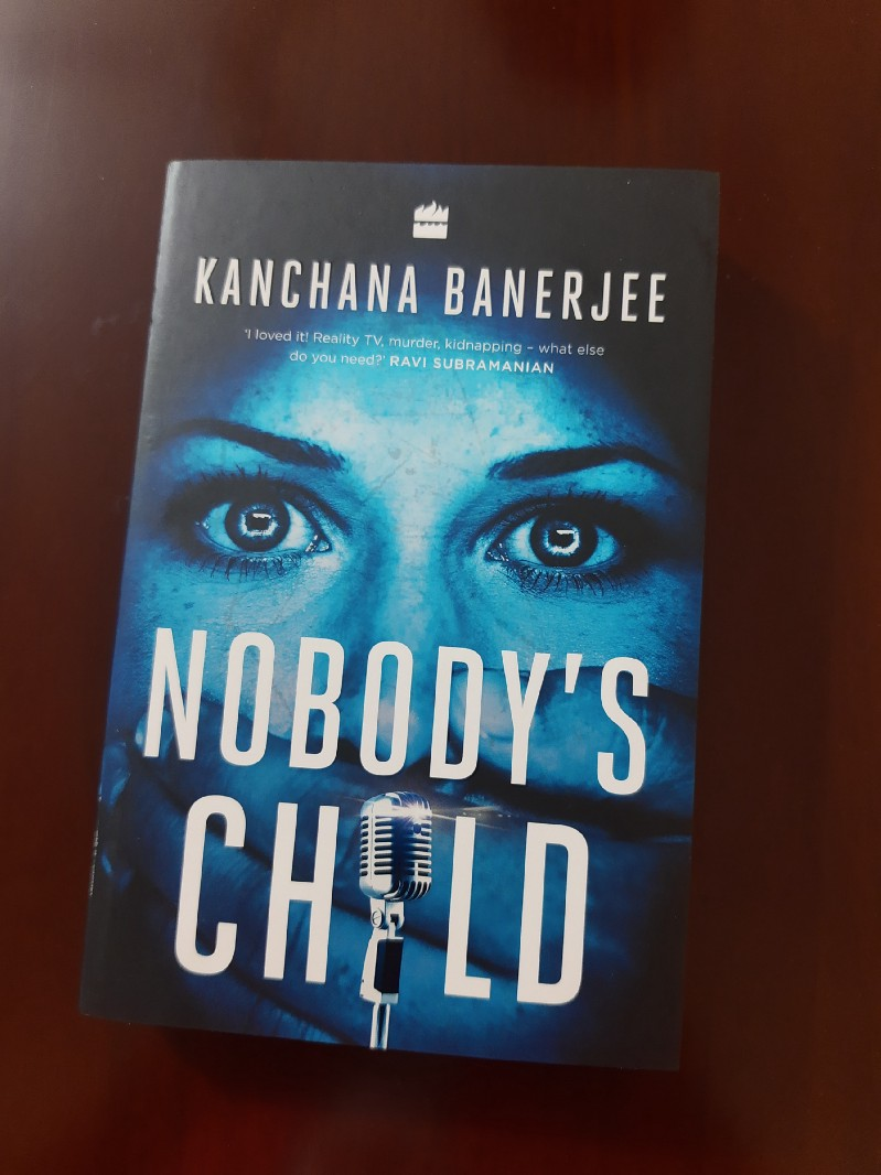 Book Review - Nobody's Child by Kanchana Banerjee