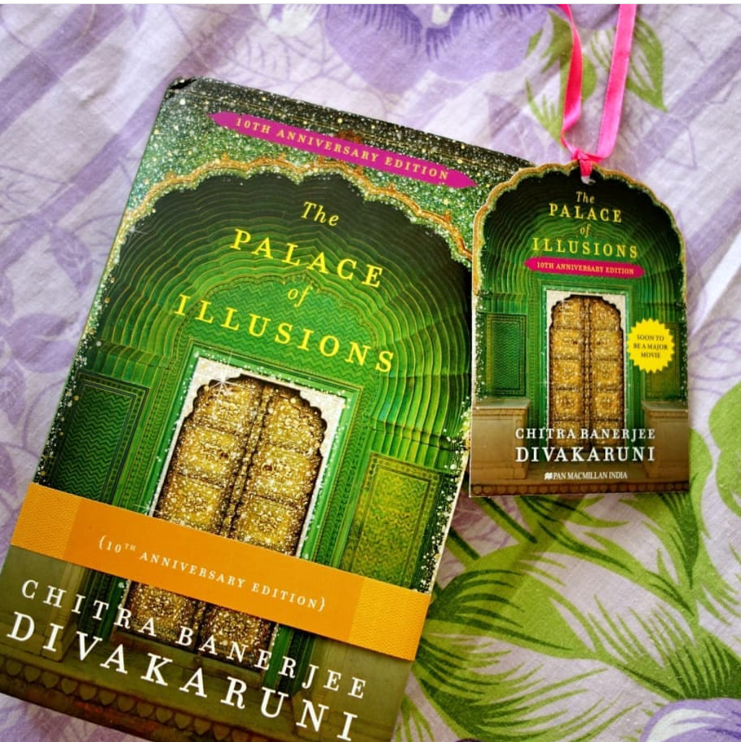 Book Review — The Palace of Illusions by Chitra Banerjee Divakaruni