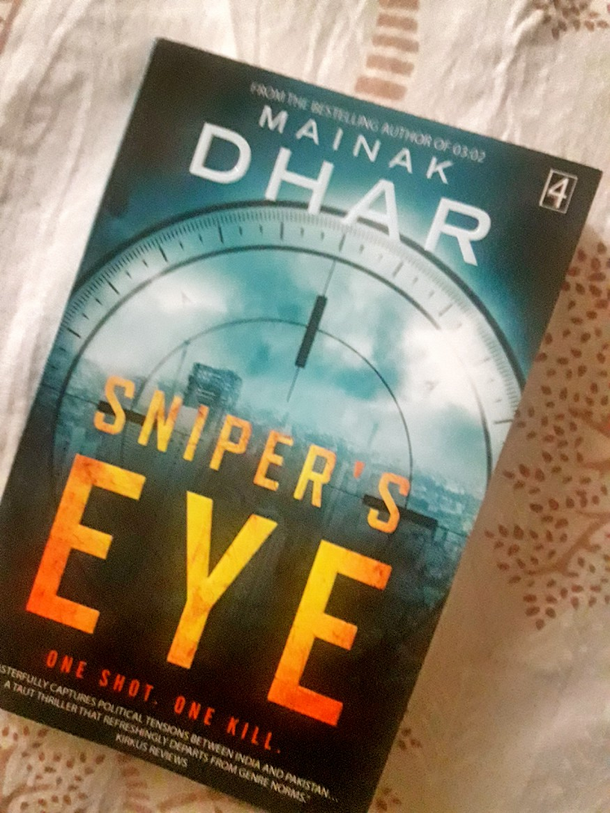 Book Review — Sniper's Eye by Manik Dhar