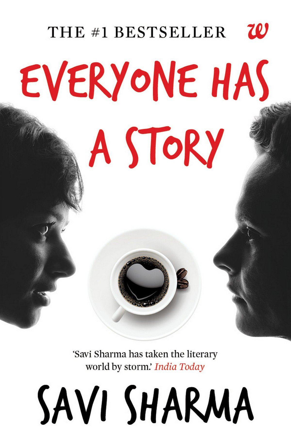 Book Review — Everyone Has A Story by Savi Sharma