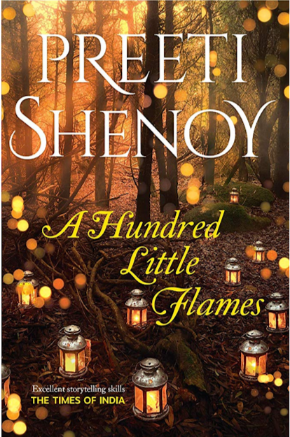 Book Review — A Hundred Little Flames by Preeti Shenoy
