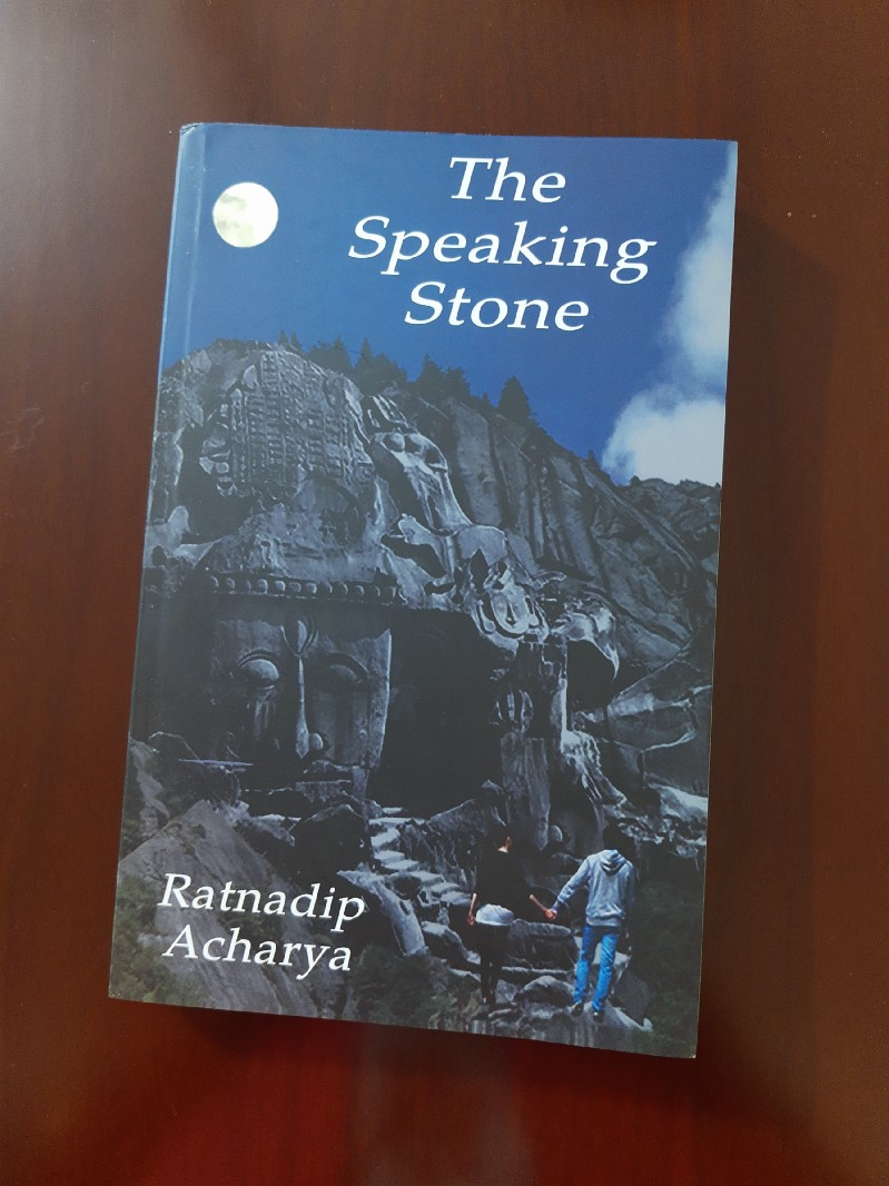 Book Review - The Speaking Stone by Ratnadip Acharya