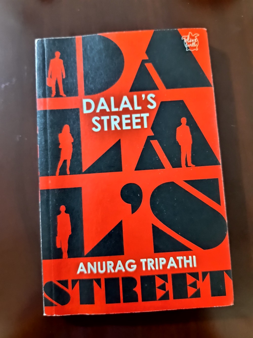 Book Review - Dalal's Street by Anurag Tripathi