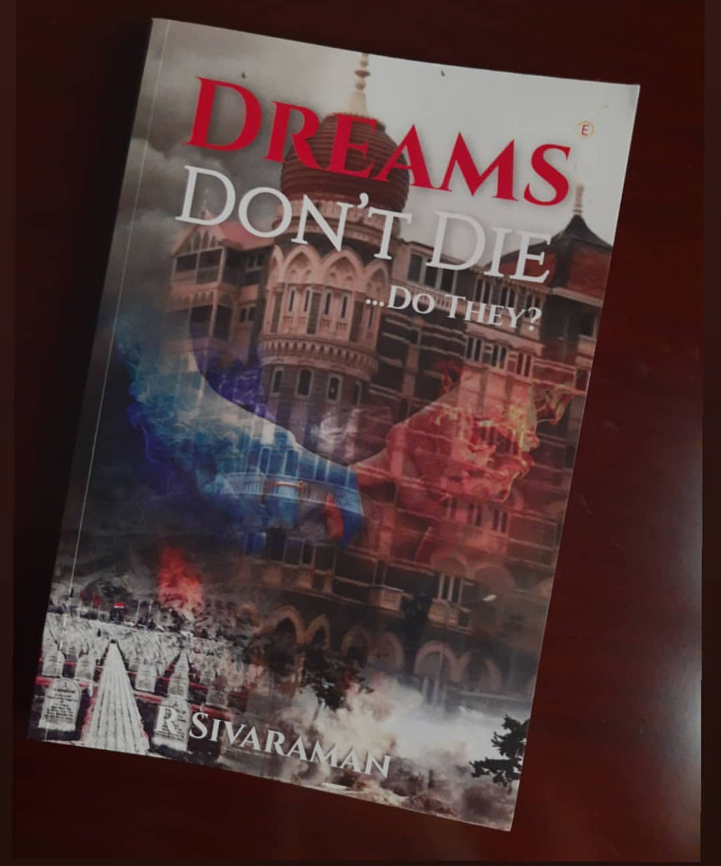 Book Review-Dreams Dont Die…Do they-by R Sivaraman