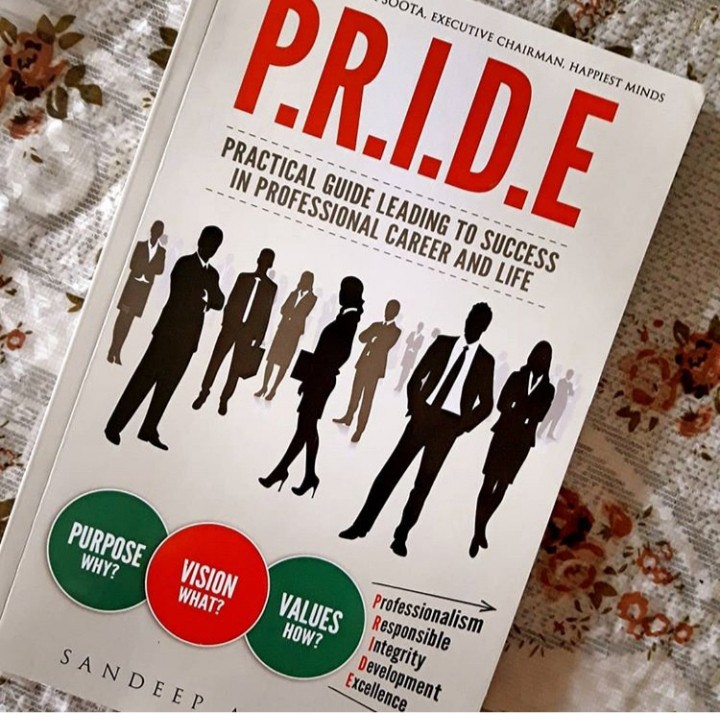 Book Review — P.R.I.D.E.