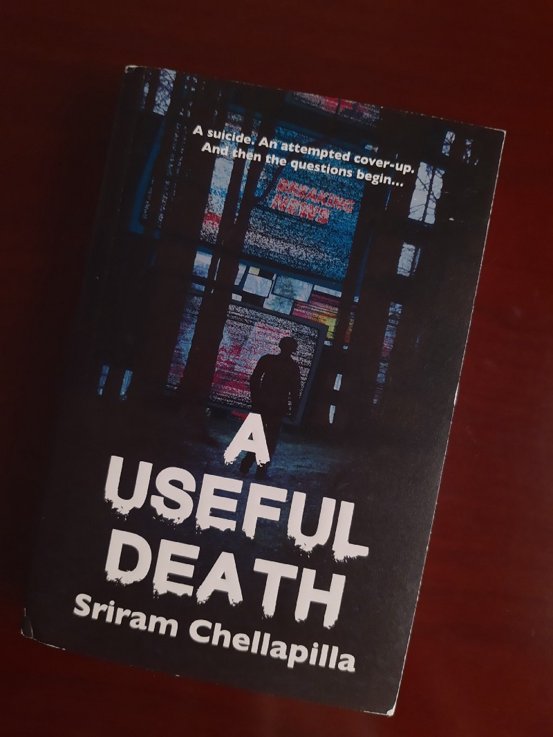 Book Review — A Useful Death by Sriram Chellapilla