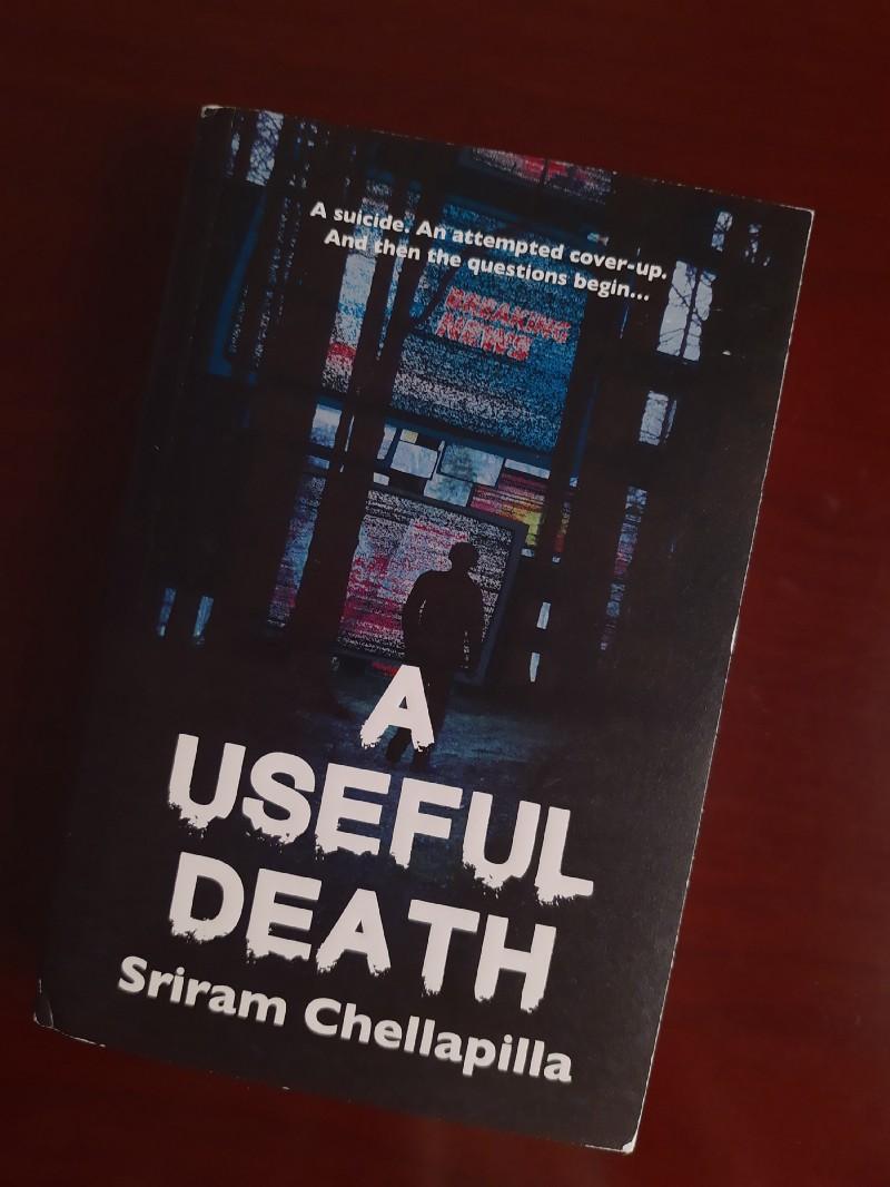 Book Review — A Useful Death by Sriram Chellapilla