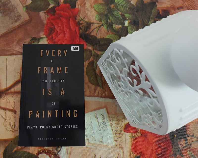 Book Review - Every Frame is a Painting  by Abhishek Ghosh