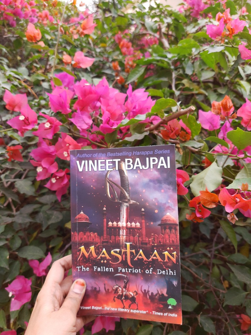 Book Review - Mastaan: The Fallen Patriot of Delhi  by Vineet Bajpai