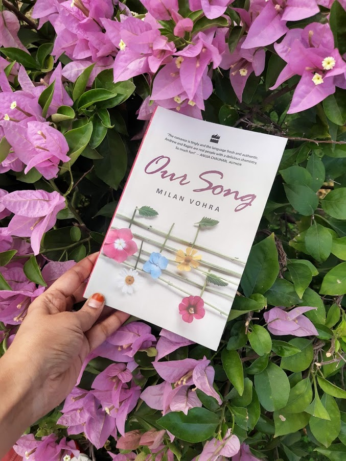Book Review - Our Song  by Milan Vohra