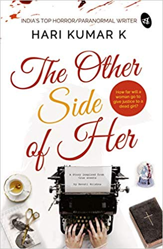 Book Review - The Other Side of Her  by Hari Kumar K
