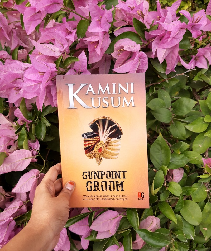 Book Review - Gunpoint Groom  by Kamini Kusum