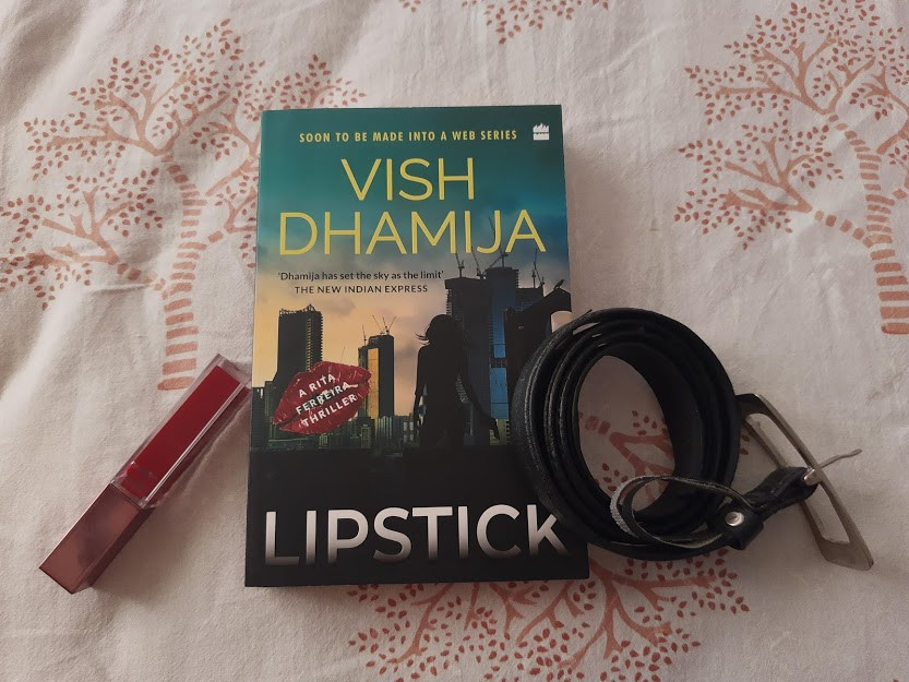 Book Review - Lipstick  by Vish Dhamija