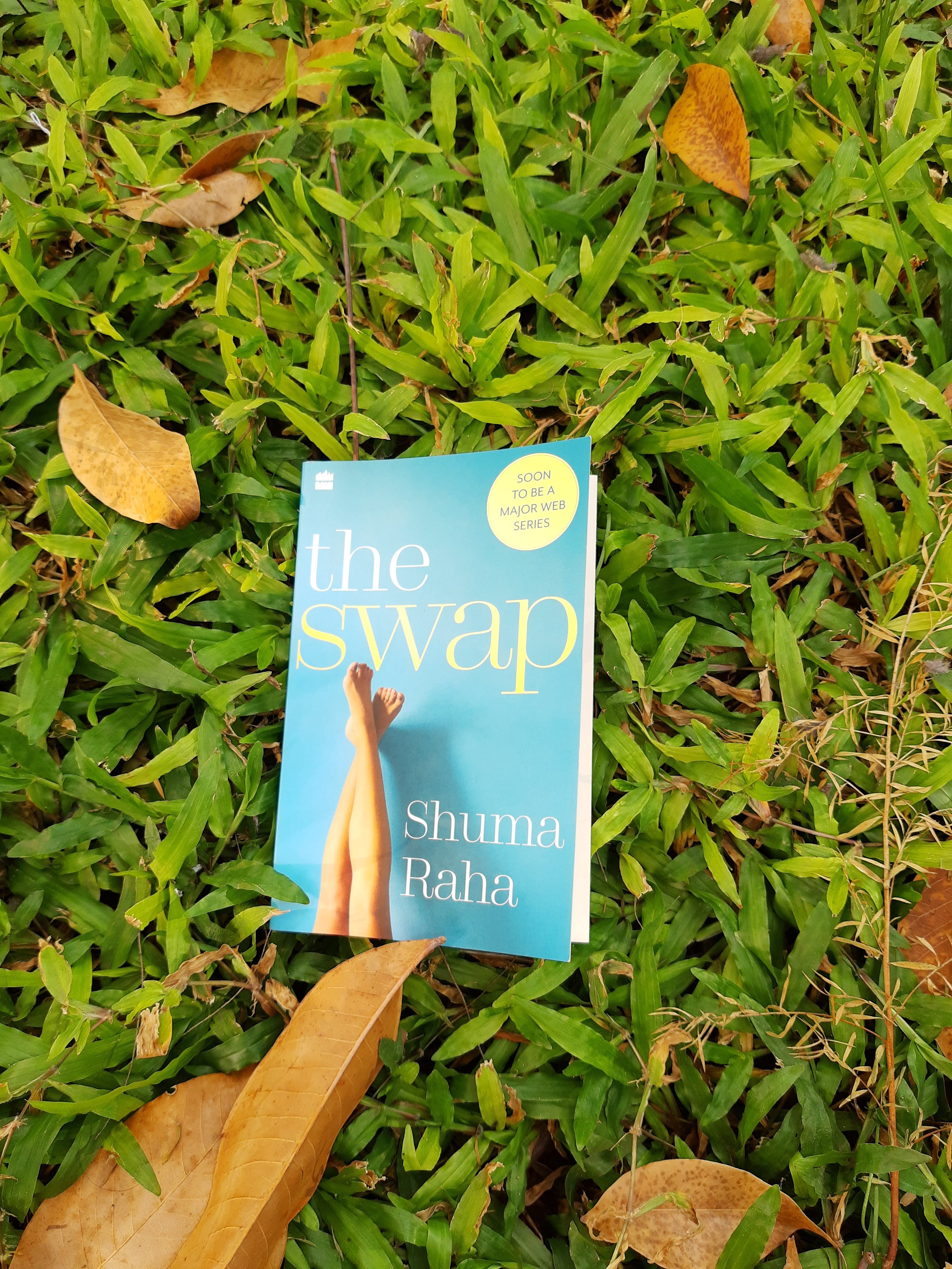 Book Review — The Swap by Shuma Raha