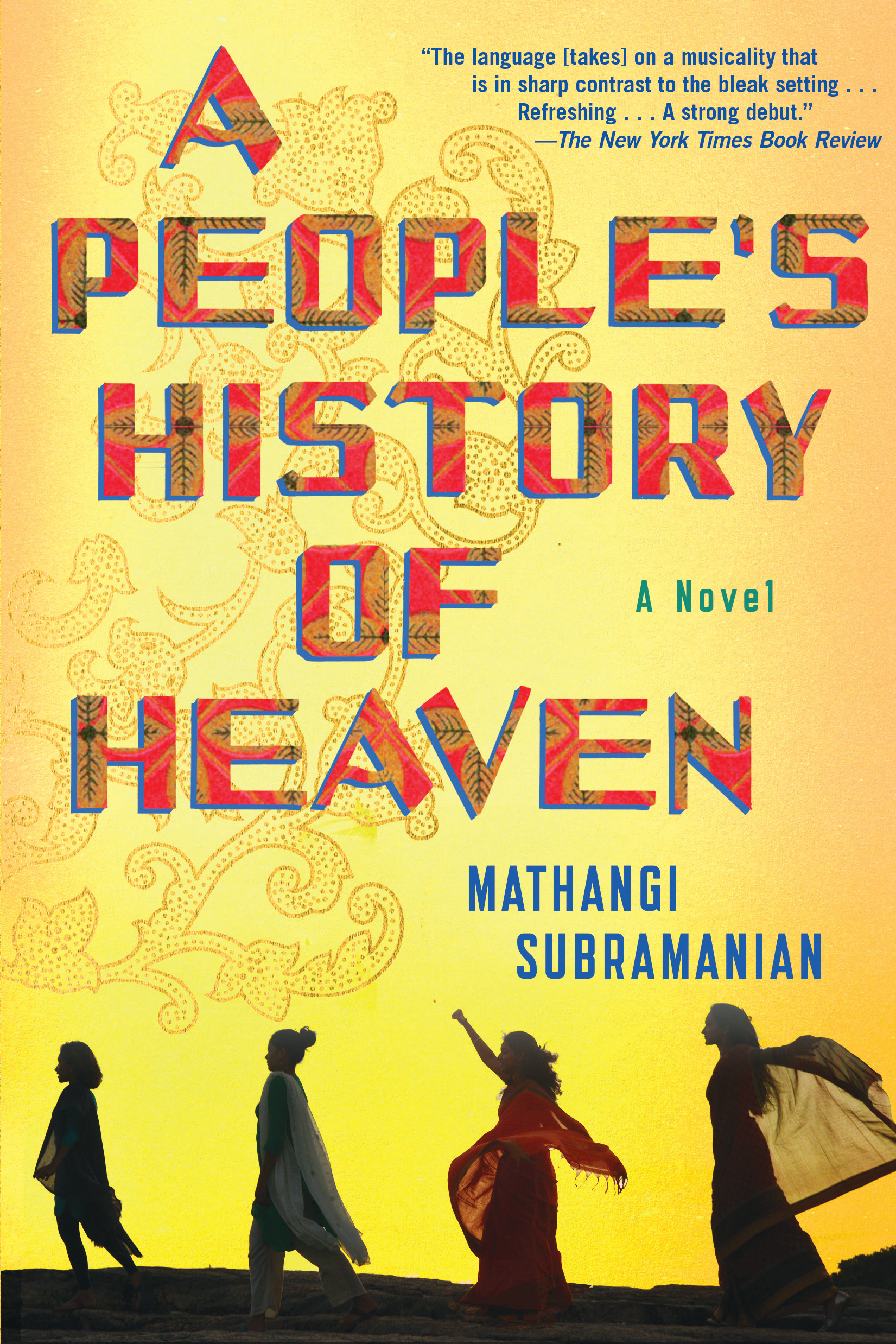 Book Review - A People's History of Heaven by Mathangi Subramanian