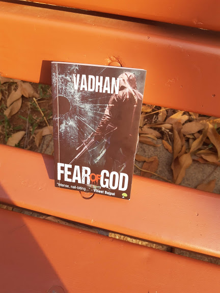 Book Review - Fear of God by Vadhan