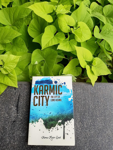 Book Review — Karmic City : The City Of Lord Vishnu by Hema Myer Sood
