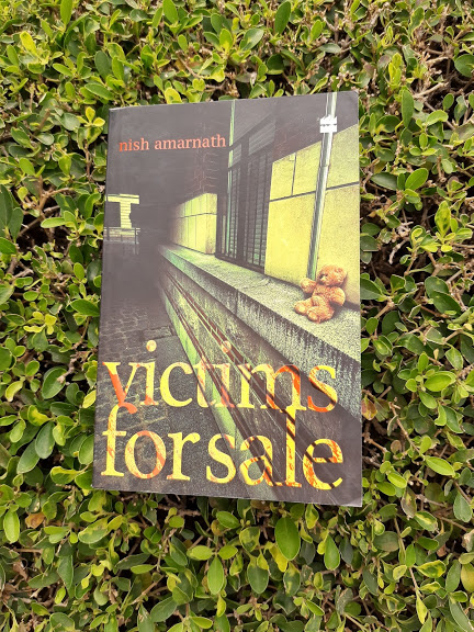 Book Review - Victims for Sale  by Nish Amarnath